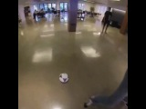Video of the Day! The @MLS sent a ball to the GoPro office in advance of todays MLS Cup final. So, of course we got a friendly match going in the office with GoPro employees and former MLS players @DavisPaul and @demitomphroy. Meet some of the people of GoPro as they jump, dribble, run and meg their way through a rarely seen tour of the GoPro offices. #GoPro #WatchThis #MLS #MLSCup