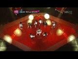 [PERF] SNSD (TaeYeon + Tiffany) with Beak A-Yeon - Ladу Marmelade (SBS KPOP STAR/ 120422 )