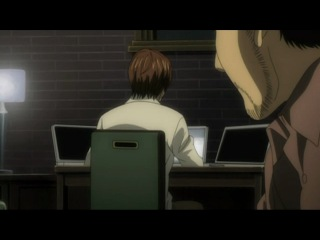 Death Note ép. 32 vf