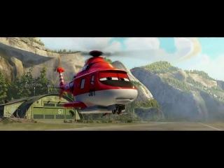 Літачки 2: Вогонь та Порятунок (Англійською!)