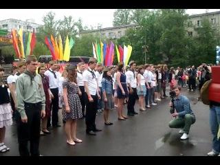 Флэшмоб День Победы Молодежная часть 2