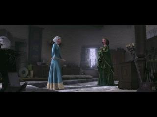 Второй трейлер мультфильма «Храбрая сердцем/Brave»