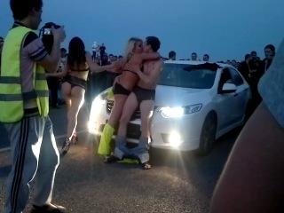 открытие Drag Racing Курск 2012