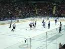 СКА vs Северсталь. 3 период. драка патрика торесена с игроком сесерстали