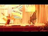 восточный танец от Дарьи Дворцовой и Жуковой Алины