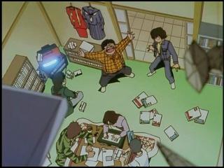Фильм о отаку 1982 [OVA] /  1982  Otaku no Video (субтитры)