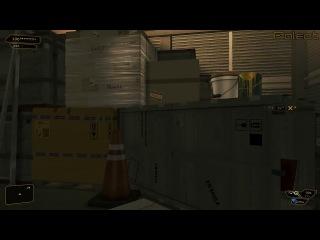 Deus Ex Human Revolution Прохождение Часть 2/27 HD