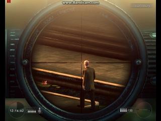 прохождение hitman sniper challenge от AlexD