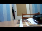Віршик про маму (з-за дверей) 2013.02.05