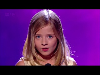 Jackie Evancho - Nessun Dorma - Britain's Got Talent - 2011