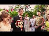 Для затравки небольшой ролик о нашей Свадьбе!