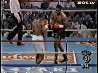 16 - Lennox Lewis vs Mike Weaver - 12.07.1991