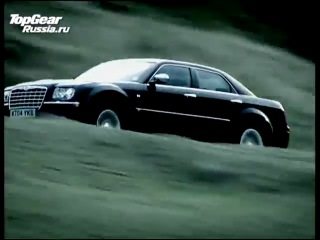 Chrysler 300C Top Gear