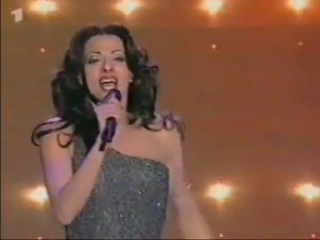 Евровидение'98 Победитель-Израиль-транссексуал Дана Интернешнл 'Дива'