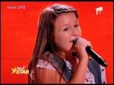 Румынская девочка, 12 лет перепела Пугачёву