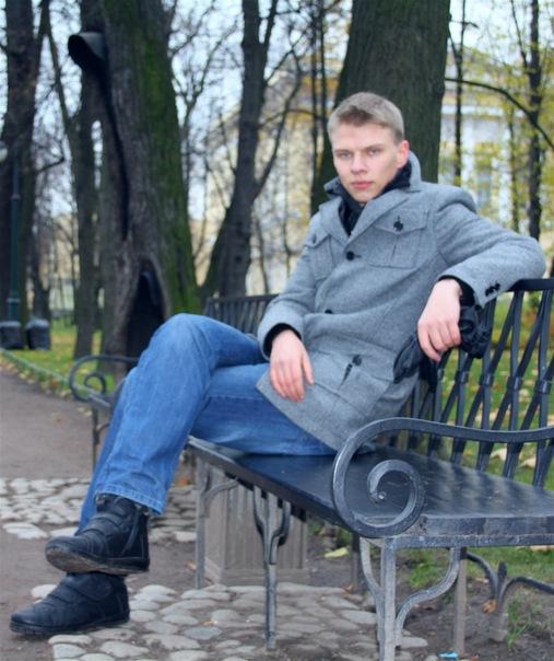 Михаил Герасимов   Санкт-Петербург