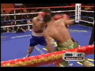 2007-11-17 Аbnеr Маrеs vs Dаmiаn Маrсhiаnо (WВО NАВО Ваntаmwеight Тitlе)