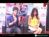 Shahid and Priyanka at Reliance Digital to Promote 'Teri Meri Kahani'