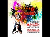FG POP MUSIC (Mixed by DJ NEON) 2CDs АВГУСТ 2012 WWW.FARITNEON.ALL.DJ BOOKING+7-(904)-661-46-42