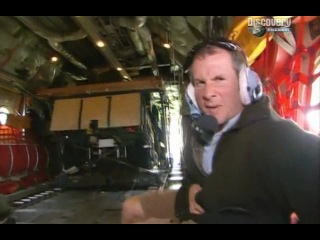 Мощные машины с Крисом Берри: Грузовые самолеты (05 Серия)/ Massive Machines with Chris Barrie: Cargo Planes (Episode 05)