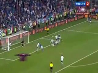10-ка лучших голов ЕВРО 2012 (версия ТК Россия)
