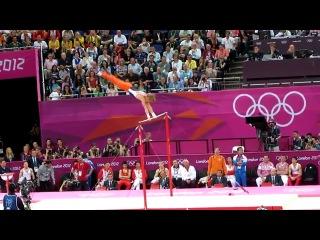 Удивительное выступление на Олимпиаде