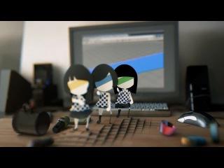 Perfume - Desktop Disco - Global HP Motion Graphics Vol 3