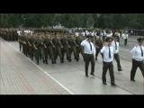 моя присяга 22.07.2011, 357 учебный центр ВВС в/ч 27898 Белгород