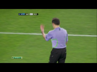Футбол Лига Чемпионов 2011 12 Ответный матч Барселона Челси 2012 HDTVRip 2 тайм