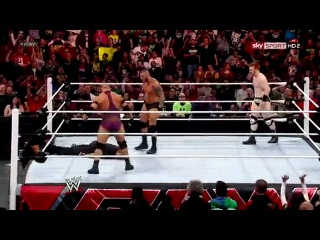 Randy Orton-Returns 31.12.12