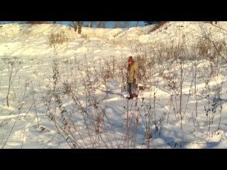 Обучалка как правильно кататься на сноуборде