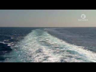 Самые Могучие корабли - Emma Maersk.