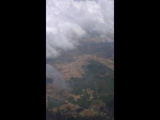 Майорка 08.08.2013, Боинг 737-800, взлёт