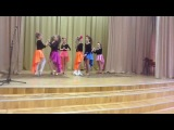 Выступление нашей Катерины на день учителя. Танец