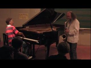 Ёриюки Харада - Сергей Летов. Импровизация. Токио, 2008