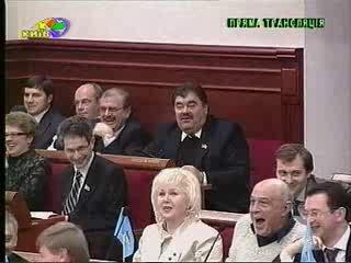 ММС.Черновецкий в КиевРаде