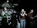 Amy Lee - Evanescence Where will you go (Live at Vino's Bar 7-May 1999)