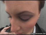 Publicinvasion Veronica Vanoza 17.03.2005