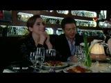 Хуан, Аврора, Сегундо и Полячка в ресторане