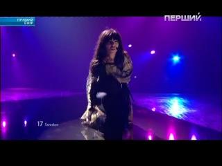 Loreen – Euphoria (Швеция, Евровидение 2012) финал, победитель! 26.05.12-27.05.12