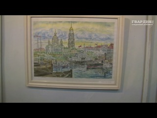 История города Рыбинска-автор Игорь Мошкин