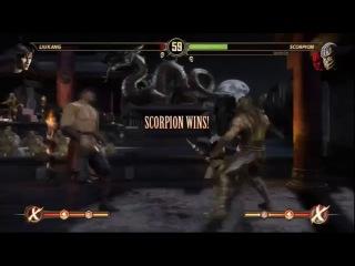 Часть 5 — Лю Канг — Фильм + прохождение игры Mortal Kombat 2013 (Это тебе не порно, детка!)