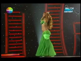 Didem Kinali (Turkish Belly Dancer)