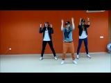 Прикольный танец :)