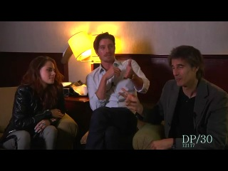 DP-30 @ TIFF 2012- On The Road, director Walter Salles, actors Kristen Stewart, Garrett Hedlund