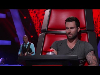 Nelly's Echo Blind Audition- 'Ain't No Sunshine' - The Voice