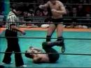 UWF 05.12.1984 - Kazuo Yamazaki vs. Nobuhiko Takada