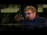 Elton John with Mumford and Sons - Levon Helm. Grammy 2013