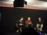 Дэвид Кроненберг говорит о Робе на премьере