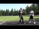 Boxing training,sparring(Timur Akhundov Champion World Boxing Federation)